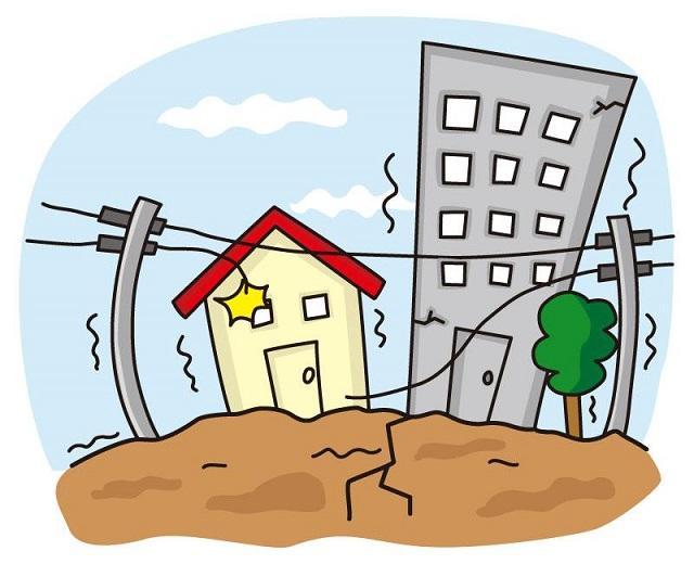 地震に備えて家の中でできる対策をしておこう!の画像